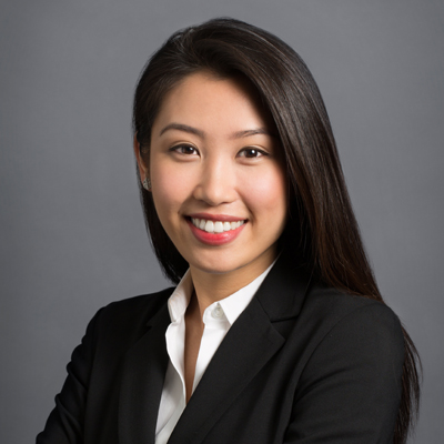 Michelle Fang Jordan, Senior Associate
